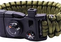 Rns Star Paracord Survival Bracelet