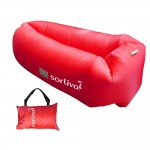 Sorliva Inflatable Lounger,Portable Air Lazy Sofa Chair for Travelling, Hiking, Camping, Swimming, Beach, Park