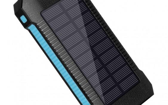 10000mAh Dual USB Ports Solar Charger